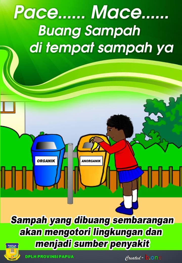 dinas pengelola lingkungan hidup provinsi papua